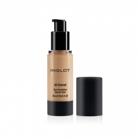 ALL COVERED FACE FOUNDATION 12