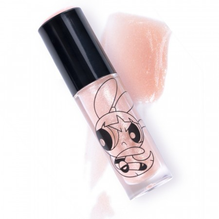 POWERPUFF GIRLS LIP GLOSS STRAIGHT TALKER P12