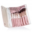 BRUSH SET MARBLE PINK - 7 pcs thumbnail